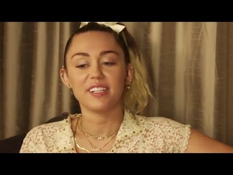 Miley Cyrus Says She's NOT Human