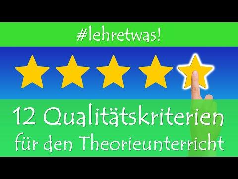 die-12-qualitätskriterien-für-den-theoretischen-fahrschulunterricht