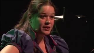 Katinka Polderman zingt Hij wil niet beffen
