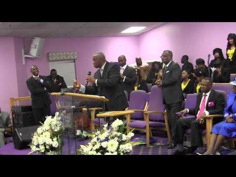 Bishop Arthur Thomas-Upper Room Conference 2015