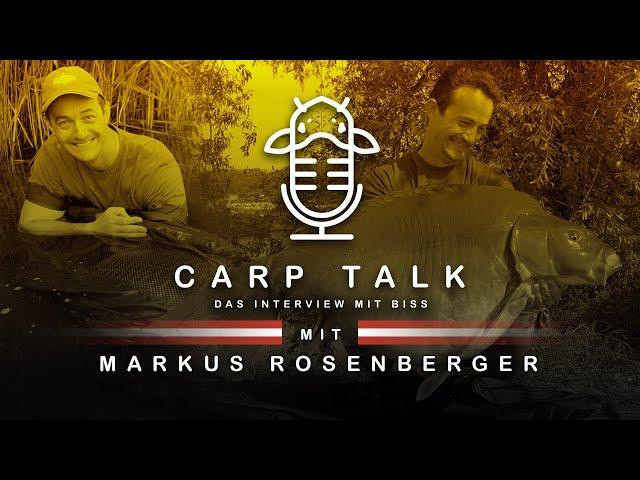 KARPFEN TALK - Das Interview mit Biss #02 mit Markus Rosenberger