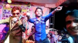 Jagdish Rathva Rakesh Raval Ni Jordar Dhamal at Lunawada Raju bhai home Raaj Ajay birthday Program