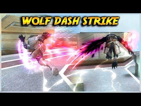 *NUEVO ITEMS* ¡Wolf Dash Strike! (Nuevos cambios con el dash)   Wolfteam latino //ElChidoXD