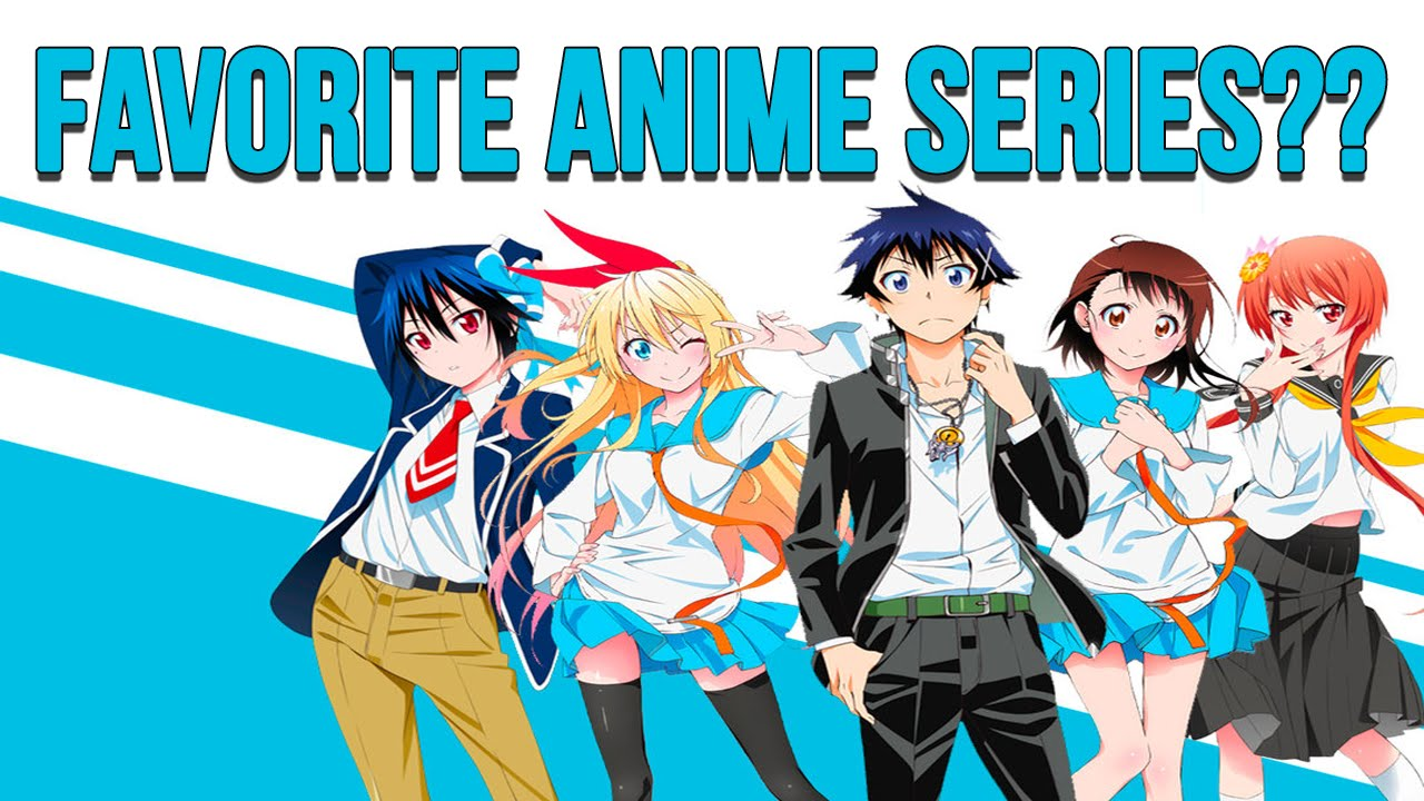 Favorite anime series whats yours youtube
