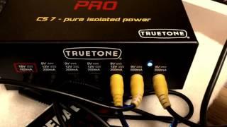 1 Spot CS7 Power Supply Overview