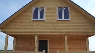 Строительство дома из бруса в Нижнем Новгороде(, 2017-03-05T17:54:41.000Z)