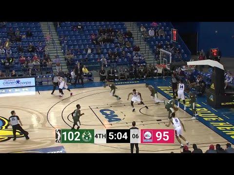 Kyle Casey (15 points) Game Highlights vs. Delaware 87ers