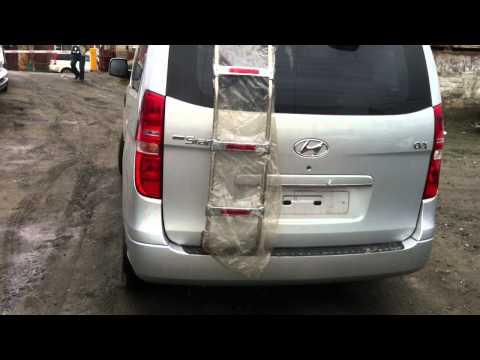 Hyundai Grand Starex Saphireavto