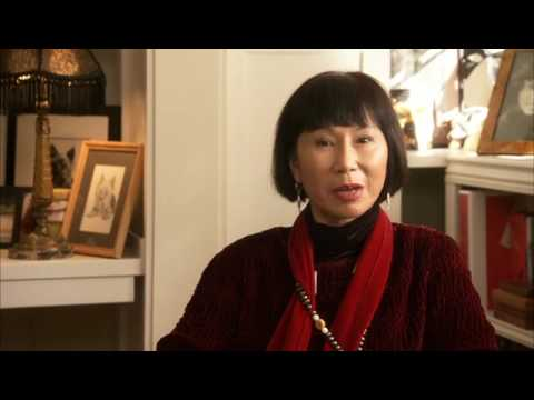 A Conversation With Amy Tan By Lawrence Bridges