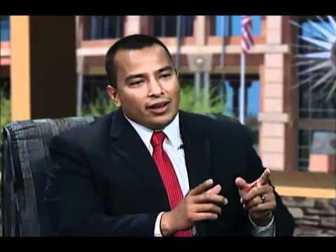 Councilman Mattox interviews Daniel Valenzuela