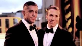Danny & Aaron   Gay Jewish Wedding at Paramount Studios, Hollywood, USA