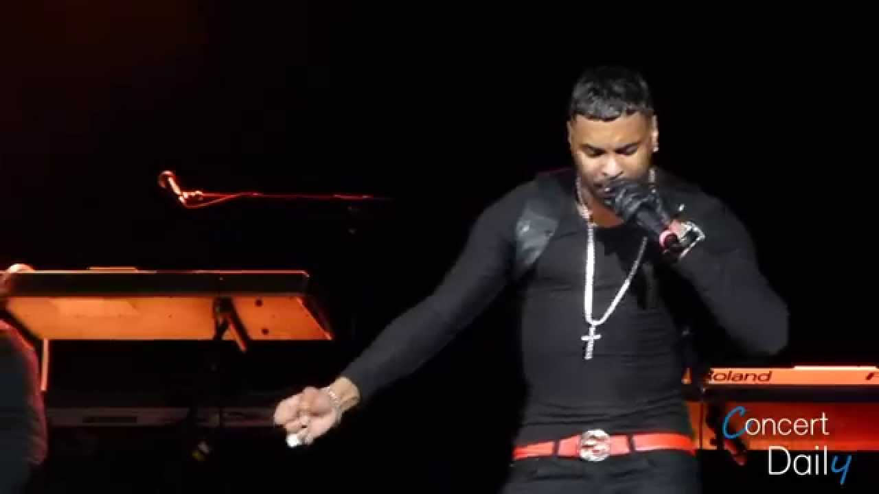 """Download Ginuwine Performs """"Stingy"""" Live at Baltimore Spring Fest"""