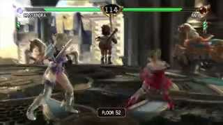 Soul Calibur IV - Tower of Lost Souls - Floors 50 to 52: Solitary Princess