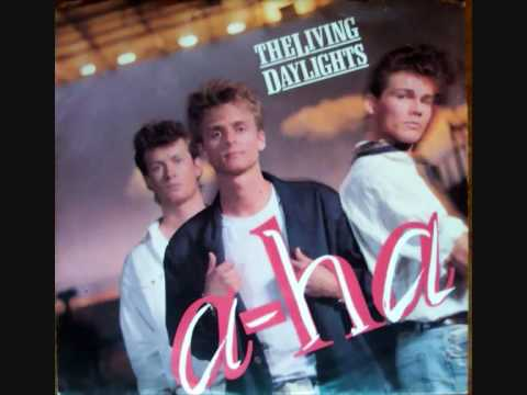 a ha   The Living Daylights Instrumental
