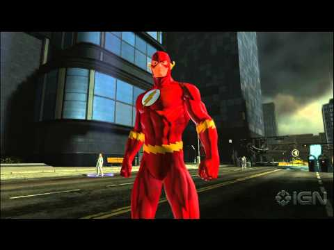 DC Universe Online: 411 From Flash Gameplay