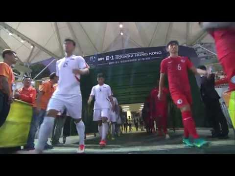 HONG KONG - DPR KOREA Highlights (Men's) | EAFF E-1 FOOTBALL CHAMPIONSHIP 2017 Round 2 HONG KONG
