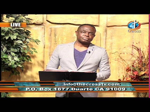 Anointing with Apostle Vincent Akosah 09-23-2019