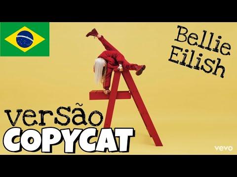 Billie Eilish - COPYCAT COVER TraduçãoVersão em Português BONJUH