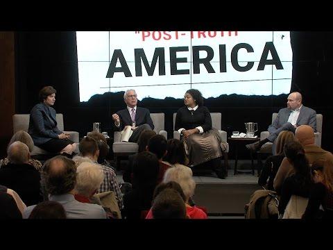 "Covering politics in a ""post-truth"" America"