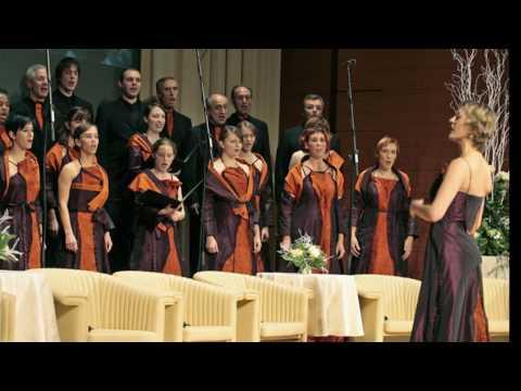 John Rutter - All things bright and beautiful (vse kar cisto lepo je) - Zbor sv. Nikolaja Litija