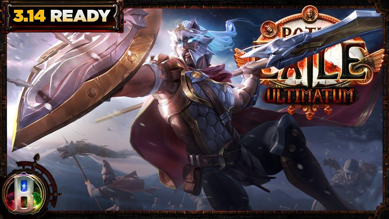 Path of Exile 3.12 - Max Block Vaal Reave Build - Gladiator Duelist - PoE Heist - PoE 3.12