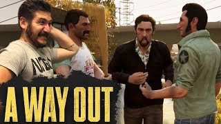 BROTHER LOVERS - A Way Out Gameplay Part 2