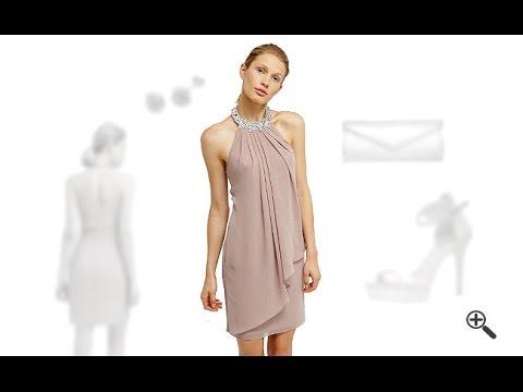 Festliche Kleider zur Hochzeit als Gast + 3 Hochzeitsoutfits für ...