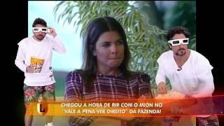 """O dia em que Mara Maravilha deu show no """"Vale a Pena Ver Direito"""""""