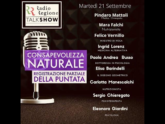 Estratto Talk Show Radio Regione