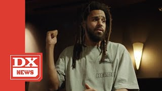 J.Cole Explains Epic 2019 Features Run With Young Thug, 21 Savage + More