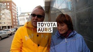 Toyota Auris - Большой тест-драйв (видеоверсия) / Big Test Drive (videoversion) - Тойота Аурис