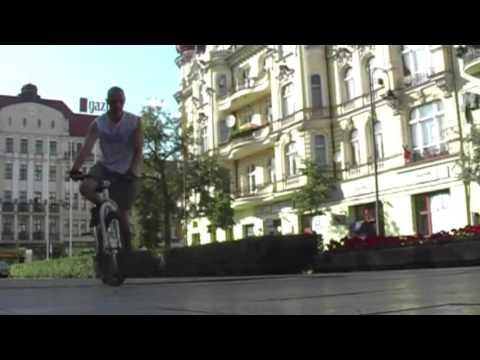 Street rowerem przez miasto Zobacz jak robią to w Bydgoszczy