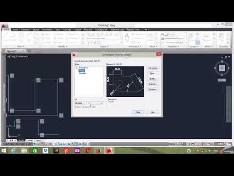 snap,grid, ortho mode, polar tracking,...