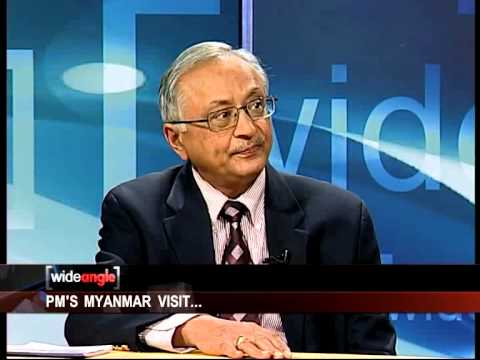 Wide Angle on India's Look East policy & PM's visit to Myanmar (Part-1)