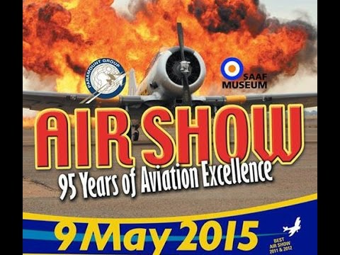 South African Air Force Museum Air Show 2015