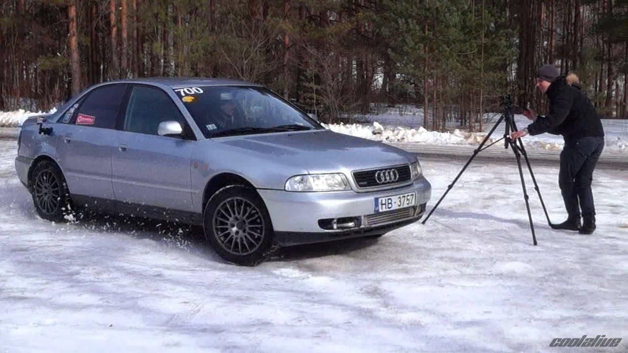 Audi A4 1 8t Quattro