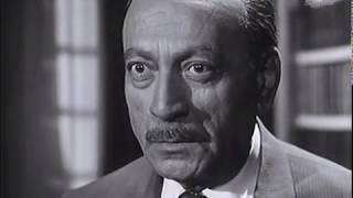 درس في التمثيل من محمود المليجي في نهاية فيلم غروب شروق