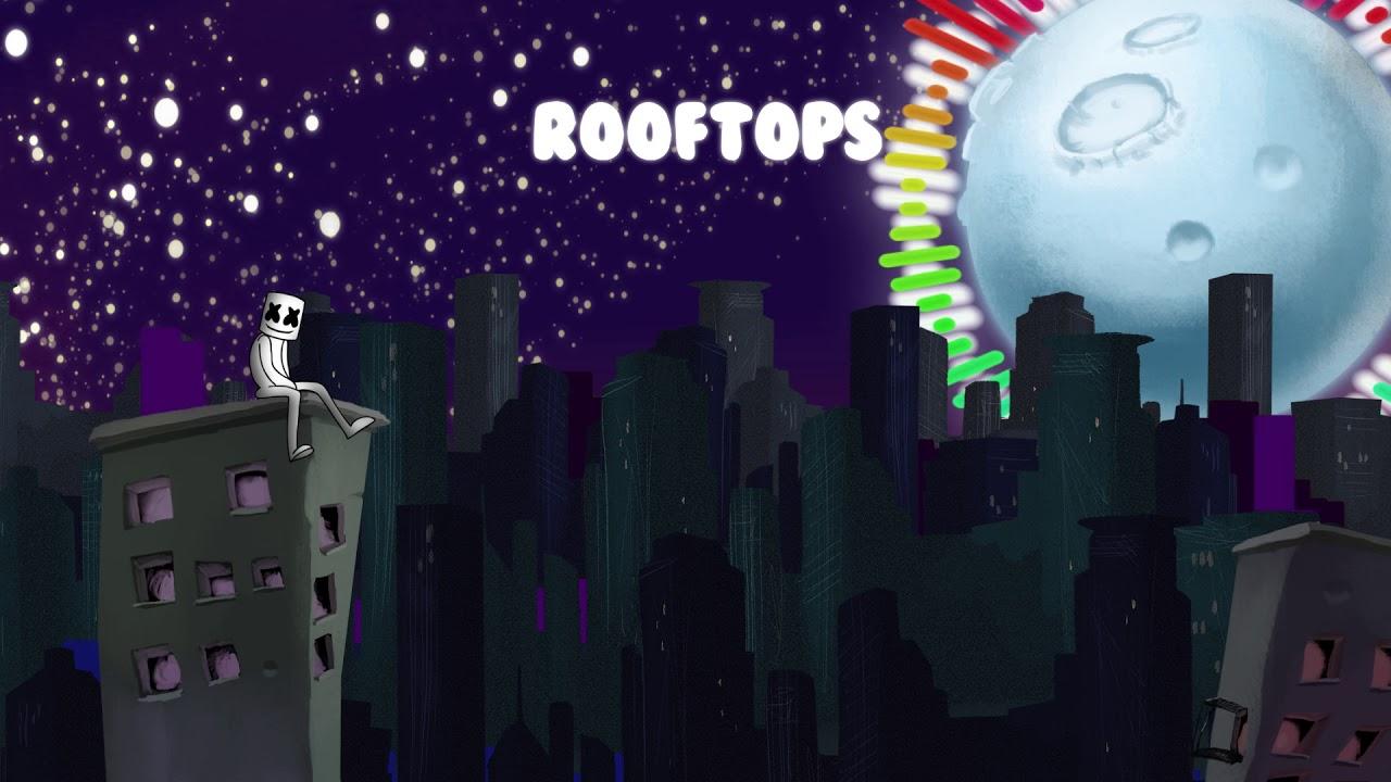 Marshmello Rooftops Chords Chordify