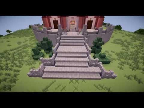 Minecraft Timelapse Saint