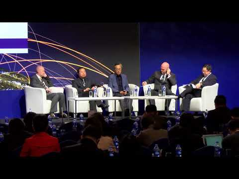 China real estate - Occupiers | World Built Environment Forum Annual Summit 2017