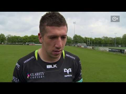 Ospreys TV: Tipuric talks Lions