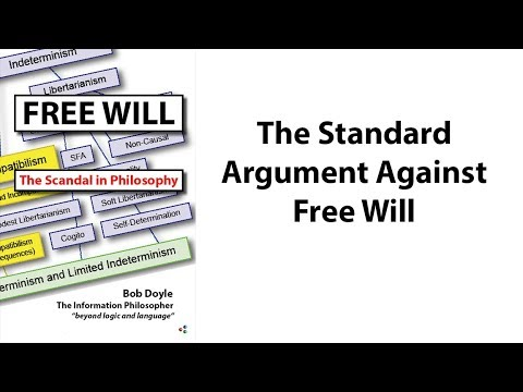 Free Will: The Standard Argument Against Free Will