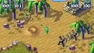 Army Men: Operation Green (Game Boy Advance) with commentary