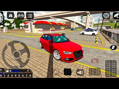 Real Car Parking 3D #1 - Car Game Android gameplay