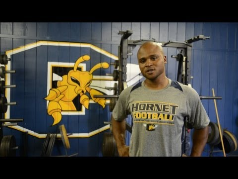 RAW VIDEO: New Calipatria High School football coach talks about plans moving forward