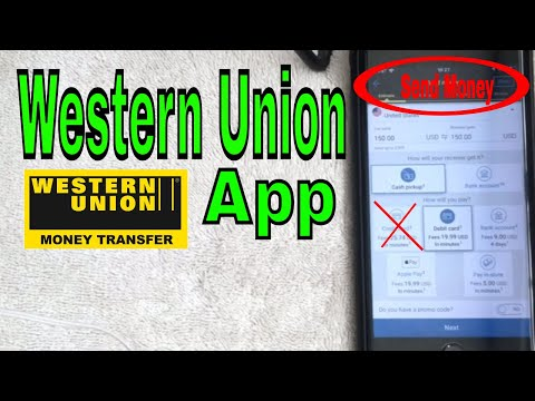 ✅  How To Use Western Union Money Transfer App Review 🔴