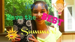 How to have the BEST Summer! ☀ Delsbeautygalore Thumbnail