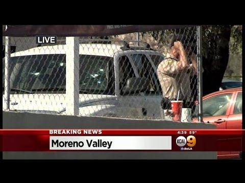 Woman Fatally Shot, Riverside Deputy Injured Nearby