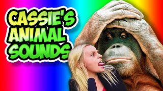 CASSIE'S ANIMAL SOUNDS