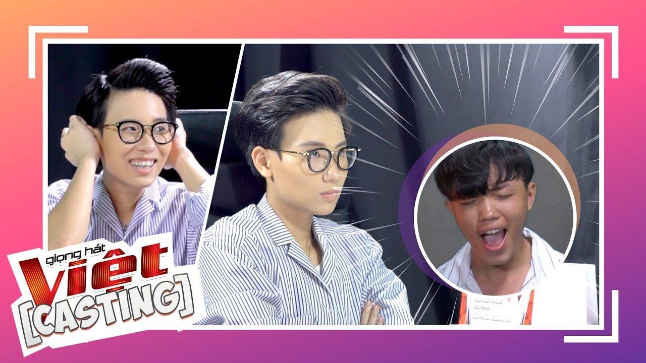 [CASTING] Giọng Hát Việt 2019: Tiên Cookie khiến thí sinh phải